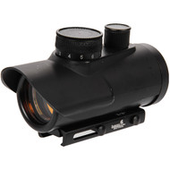 30mm Red Dot Scope With Picatinny Mount Adapter