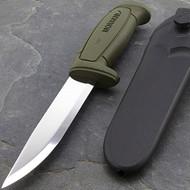 """Morakniv 8.25"""" Basic 511 Knife Military Green"""