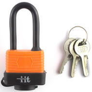 "JMK-IIT 1.5"" Waterproof Long Shank Padlock"
