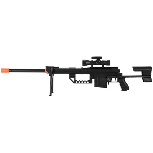 Airsoft sniper spring