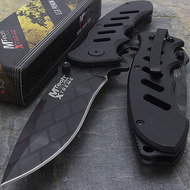 "MTech USA Xtreme 8.75"" Chainlink Folding KNife"
