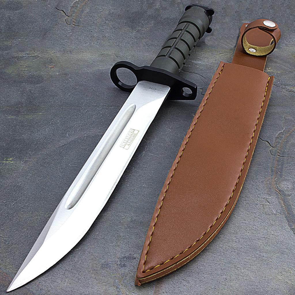 Defender 13 5 Quot M9 Bayonet Combat Knife Unlimited Wares Inc