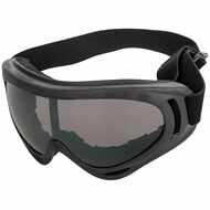 Airsoft Yellow Lens High Contrast Safety Goggles