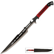 "Fantasy Master 28"" Red Guardian Steel Sword"