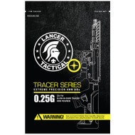 Lancer Tactical 4000 .25g Glow In The Dark Tracer Seamless Airsoft BBs