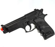 UKArms Black M9 Beretta Spring Airsoft Pistol Gun