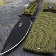 "Survivor 7.5"" Sawback Survival Knife"