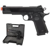 Double Bell M1911 Green Gas Blowback Airsoft Pistol Gun