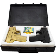 Cyma Twin Spring Airsoft Pistols With Gun Carrying Case