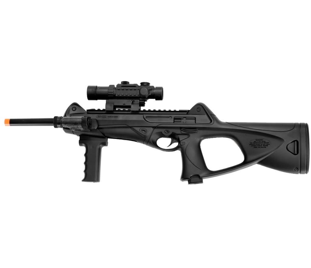 UKArms SM6 Beretta CX4 Storm Spring Airsoft Rifle Gun