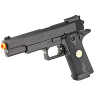 Double Eagle Black Ops 1911 Spring Airsoft Pistol Gun