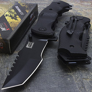 "MTech Xtreme Ballistic MX-A805 9"" Spring Assisted Knife"