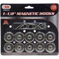 JMK-IIT 10 PIece Magnetic Hooks Set