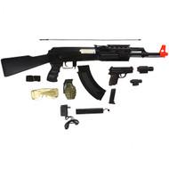 Cyma IU-AK47B AK-47 Electric Airsoft Rifle Gun