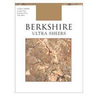 Berkshire Ultra Sheer Control Top Reinforced Toe
