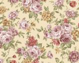 Zelie Ann - Harmony Butter by Eleanor Burns from Benartex Fabric