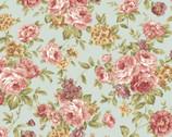 Zelie Ann - Harmony Sage by Eleanor Burns from Benartex Fabric