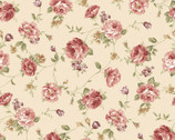 Zelie Ann - Else's Flower Butter by Eleanor Burns from Benartex Fabric