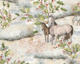 Mid Winter Scenic Courses by Susan Winget from Springs Creative Fabric