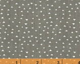 Atlas FLANNEL - Mini Pyramids Brown Gray by Another Point of View from Windham Fabrics