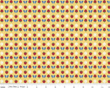 Gingham Girls - Butterfly Yellow by Amy Smart from Riley Blake Fabric