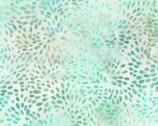 Artisan Batik Elementals Petals - Aqua from Robert Kaufman Fabric