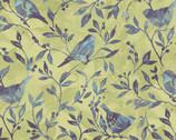 Jasmine - Birdy Vine by Susan Winget from Springs Creative Fabric
