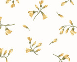 English Countryside - Spaced Buds Natural from Maywood Studio Fabric