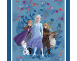 Frozen II - Characters PANEL by Disney from Springs Creative Fabric