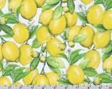 Down On The Farm - Lemons by Mary Lake-Thompson from Robert Kaufman Fabric