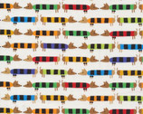 Daschund by Ed Emberley from Cloud 9 Fabrics