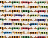 Daschund by Ed Emberley from Cloud 9 Fabrics