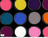 Chroma - Paint Lids from Michael Miller Fabric