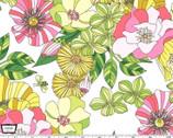 Joy - Grandiflora Floral from Michael Miller Fabric