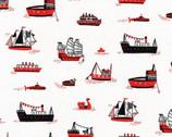 Hello Lucky - Ships from Robert Kaufman Fabric