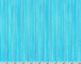 Synchronicity - Stripes Breeze Aqua Blue from Robert Kaufman Fabric
