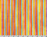 Synchronicity - Mardi Gras Colorful from Robert Kaufman Fabric