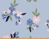 Serenade - Flowers by Whistler Studios from Windham Fabrics