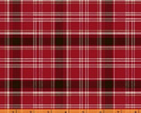 Home Sweet Cabin - Plaid Red from Whistler Studios from Windham Fabrics