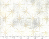 Grunge Seeing Stars - Vanilla Natural 12 by BasicGrey from Moda Fabrics