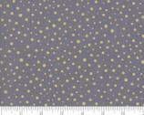 Modafications Metallic - Dots Grey by Howard Marcus from Moda Fabrics