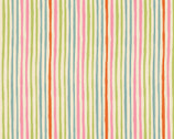 Bohemian Garden Stripe Colorful from Springs Creative Fabric