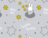 Miffy Twinkle - Twinkle Star from The Craft Cotton Company