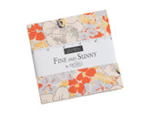Fine and Sunny Charm Pack by Jen Kingwell from Moda Fabrics
