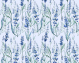 The Leah Collection - Lavender Floral from In The Beginning Fabric