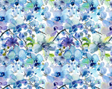The Leah Collection - Allover Floral from In The Beginning Fabric