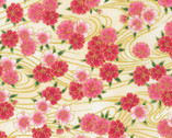Imperial Collection 16 - Cherry  Blossom Swirl Spring from Robert Kaufman Fabric