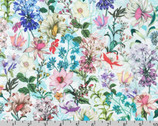 Topia - Floral Day by Vanessa Lillrose and Linda Fitch from Robert Kaufman Fabric