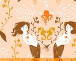 Heather Ross 20th Anniversary - Mermaids from Windham Fabrics