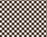 Prairie Sisters - Gingham Gray from Poppie Cotton Fabric